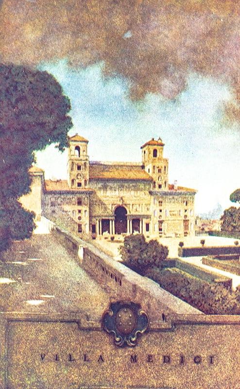 Italian Villas and Their Gardens.