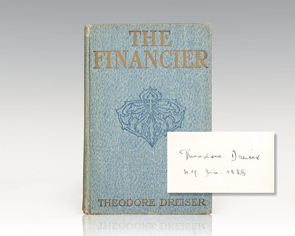 The Financier.