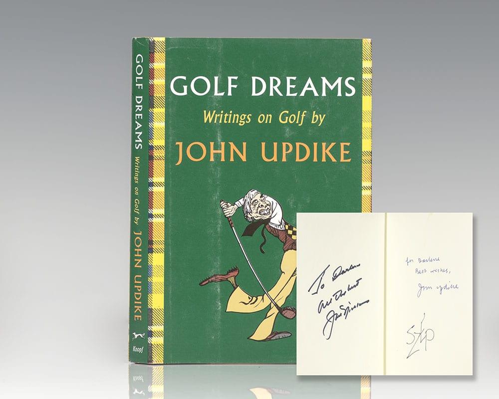 Golf Dreams: Writings on Golf.