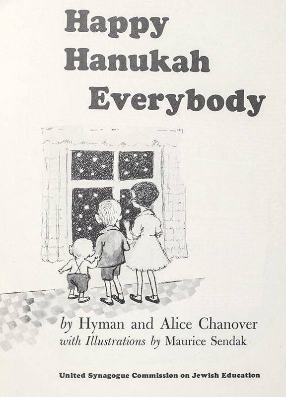 Happy Hanukah Everybody.
