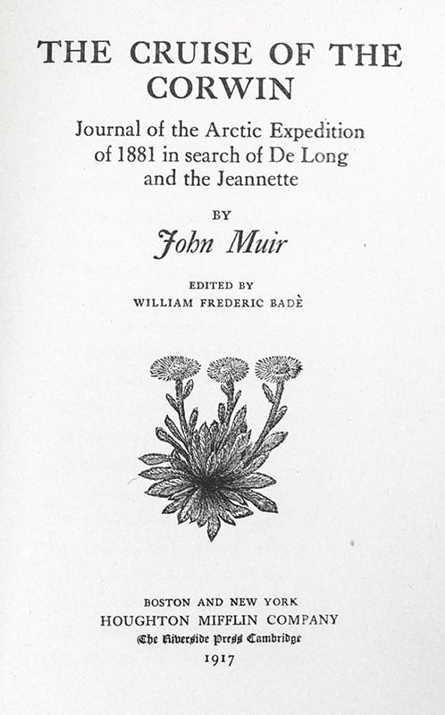 The Cruise of the Corwin: Journal of the Arctic Expedition of 1881 In Search of De Long and the Jeannette.
