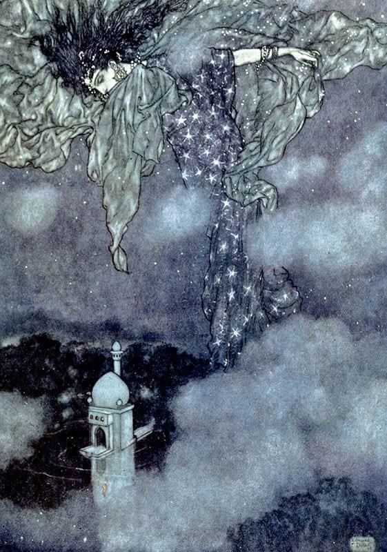 The Rubaiyat of Omar Khayyam.