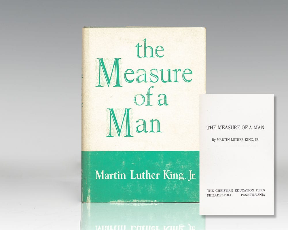 The Measure of Man.