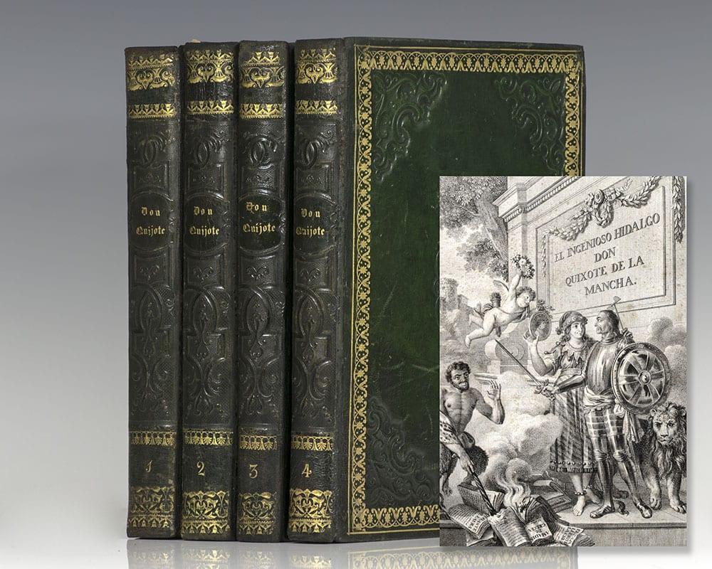 El Ingenioso Hidalgo Don Quixote de la Mancha: Nueva Edicion, Corregida Por La Real Academia Española.