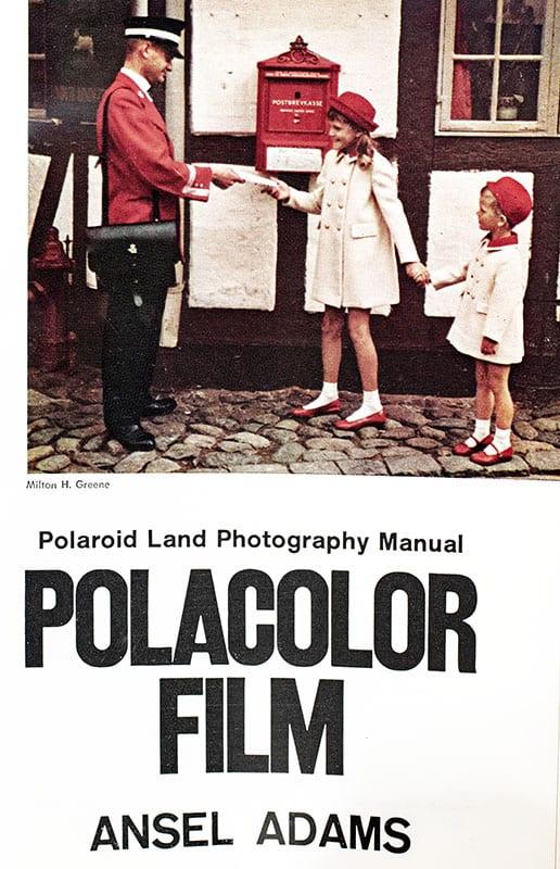 Polaroid Manual: Land Photography: A Technical Handbook.