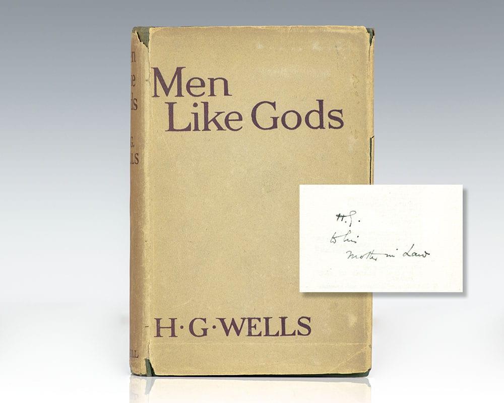 Men Like Gods.