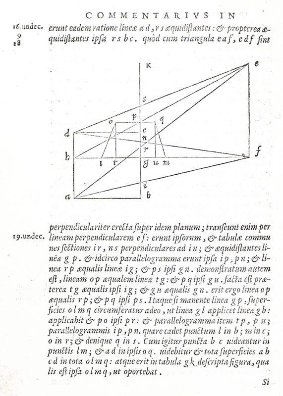 Ptolemaei Planisphaerium. Iordani Planisphaerium. Federici Commandini Urbrinatis in Ptolemaei Planisphaerium Commentarius.