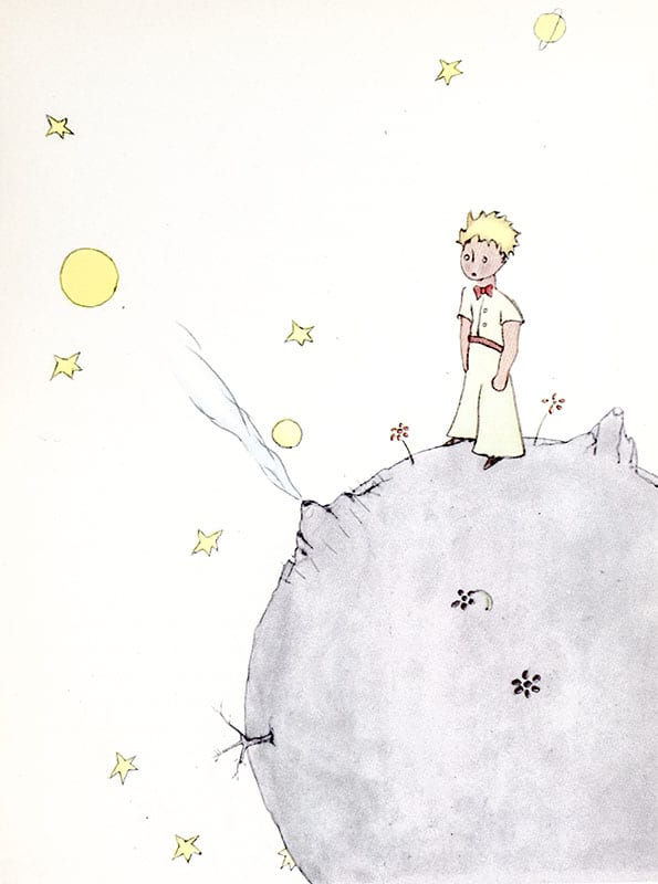The Little Prince.