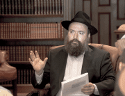 Raptis Rare Books Presents: Kabbalah on Worth with Rabbi Zalman Levitin.
