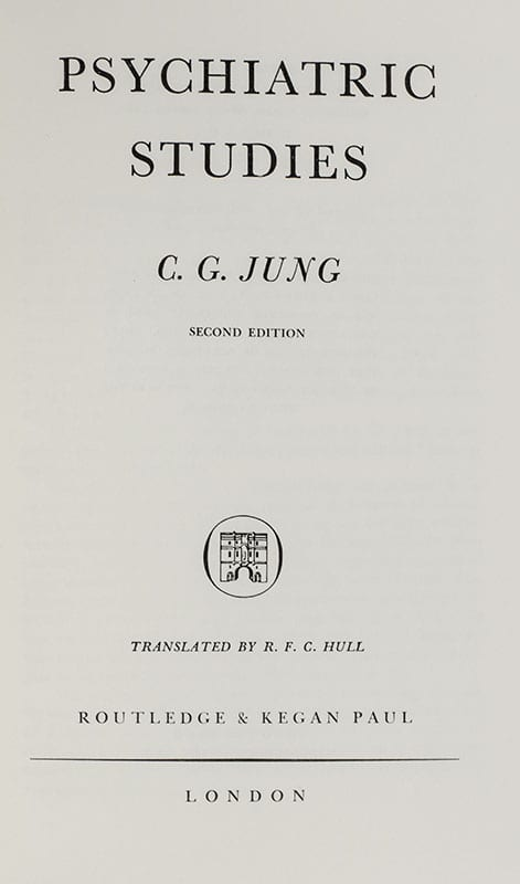 The Works of Carl Jung.