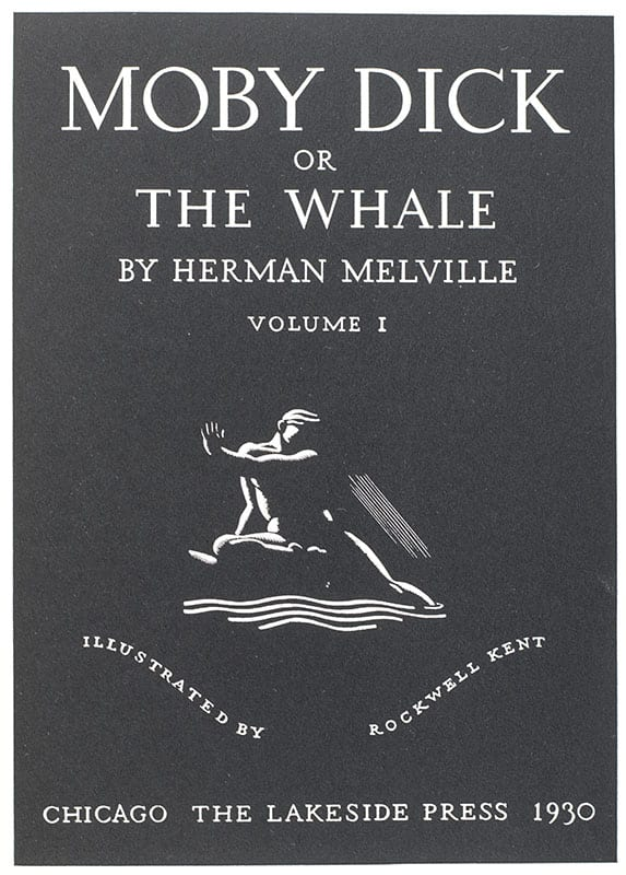 Moby Dick or The Whale.