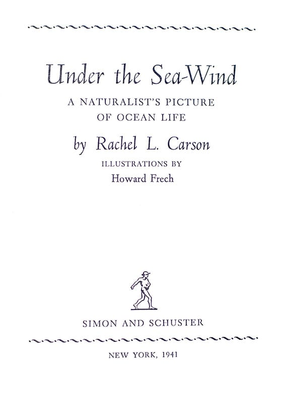 Under the Sea-Wind.