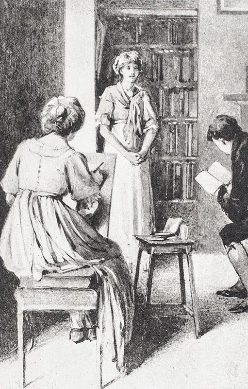 The Novels of Jane Austen.