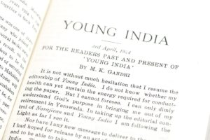 Young India Second Series 1924-1926.