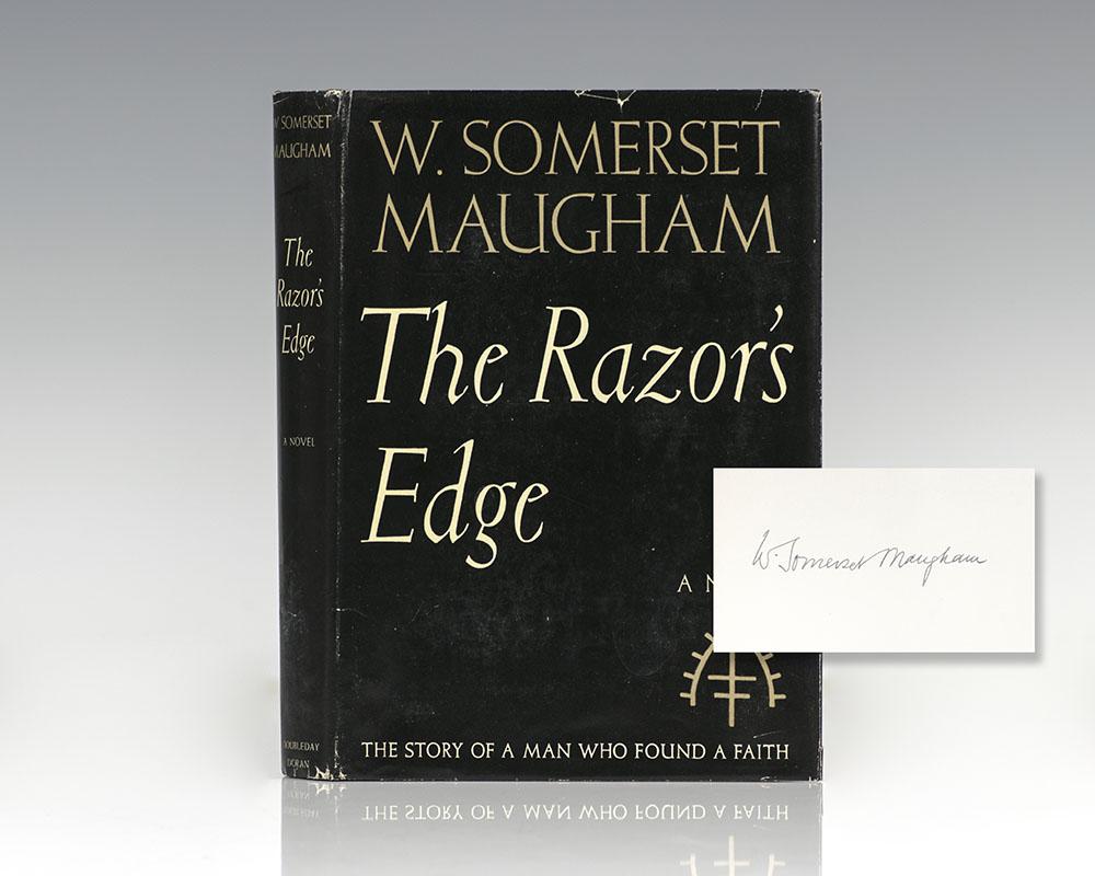 The Razor's Edge.