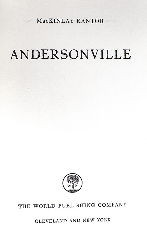 Andersonville.