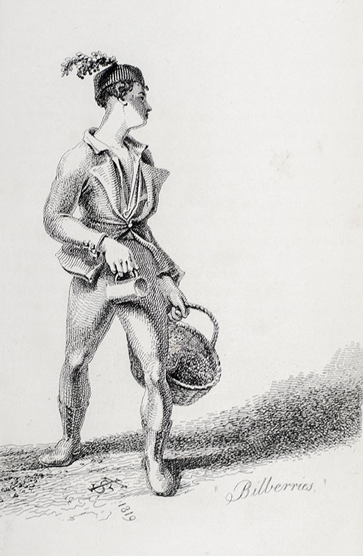 The Cries of London: Exhibited Several of the Iternerant Traders of Antient and Modern Times.