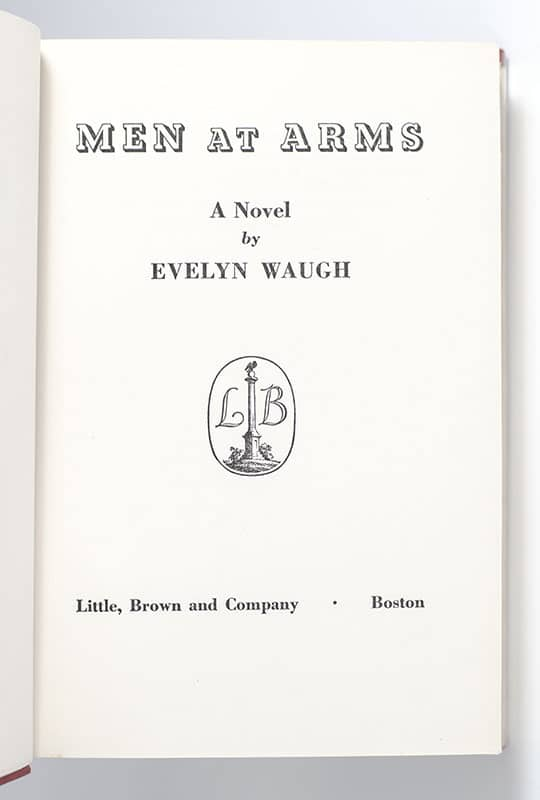 Men at Arms.