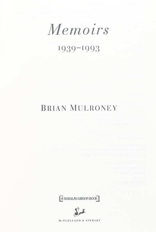Memoirs 1939-1993.