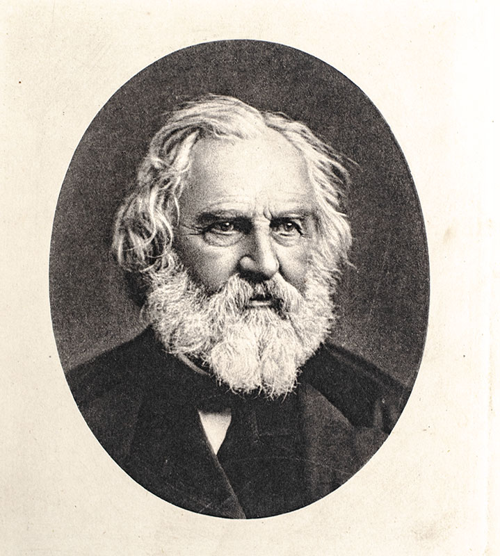 The Poetical Works of Henry Wadsworth Longfellow.