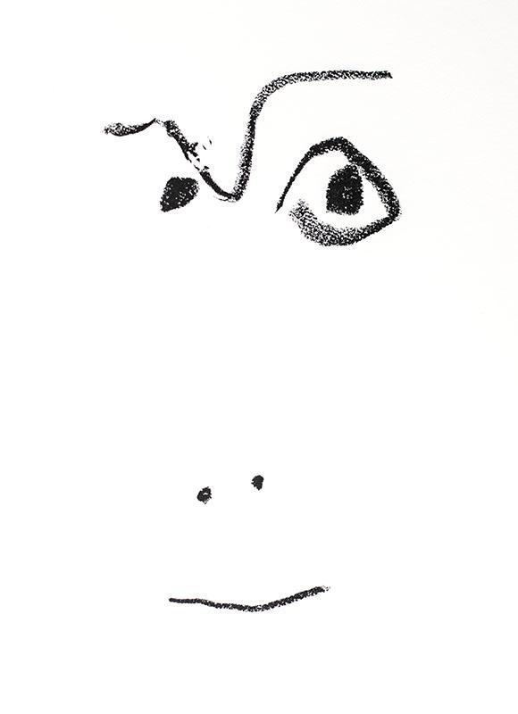 Picasso de 1916 a 1961.