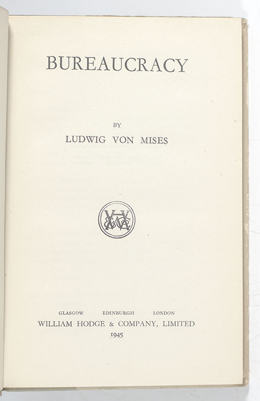 Bureaucracy.