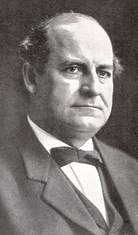 Speeches of William Jennings Bryan.