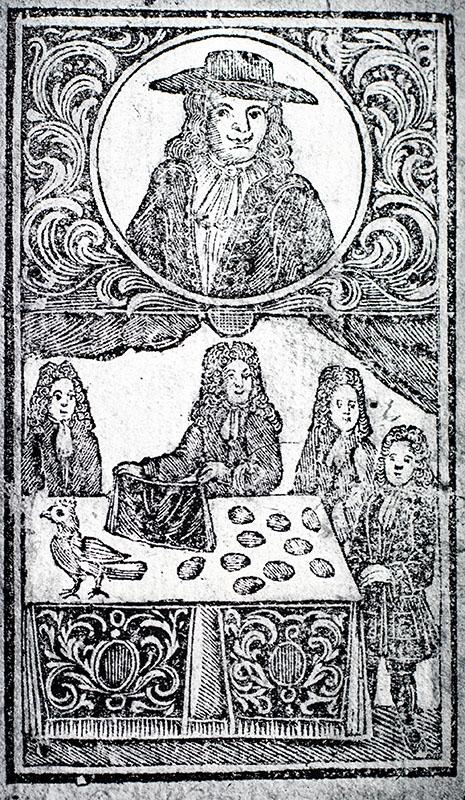 The Unmasking of Robert-Houdin.
