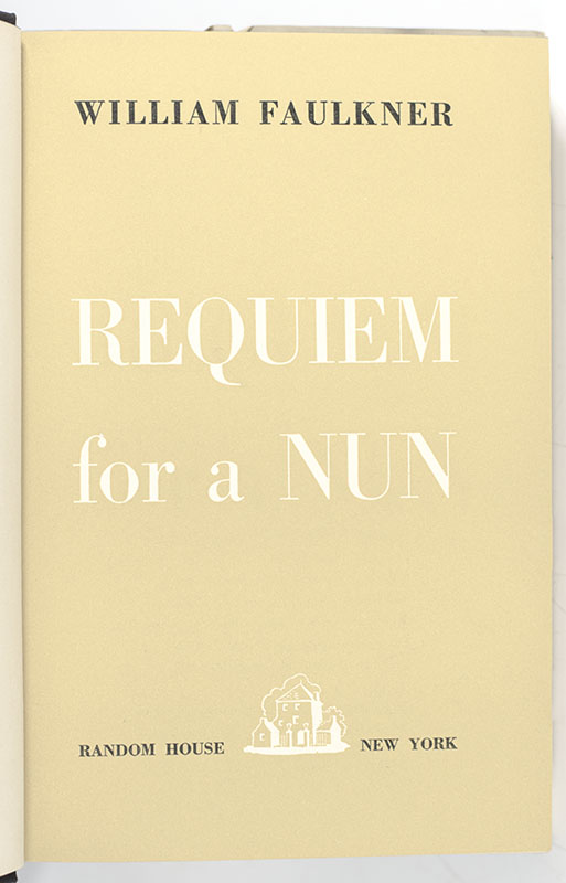 Requiem for a Nun.