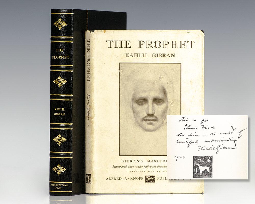 The Prophet.