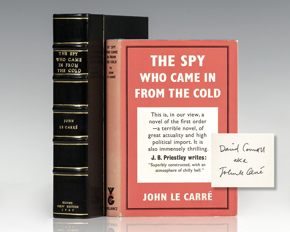 The Spy Who Came In From The Cold.