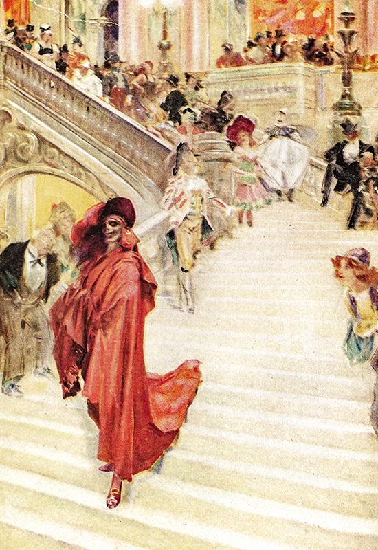 The Phantom of the Opera.