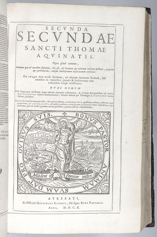 S. Thomae Aquinatis Summa Totius Theologiae (Summa Theologica).