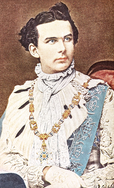 A Royal Recluse: Memories of Ludwig II of Bavaria.