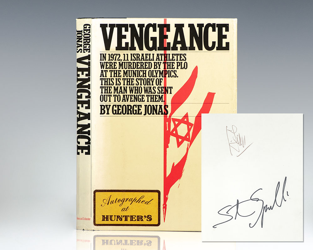 Vengeance: The True Story of an Israeli Counter-Terrorist Team.