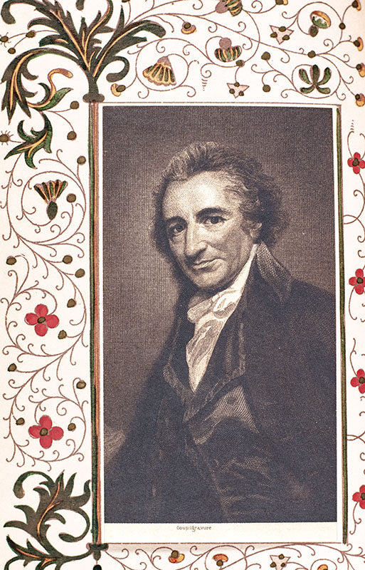Life and Writings of Thomas Paine.