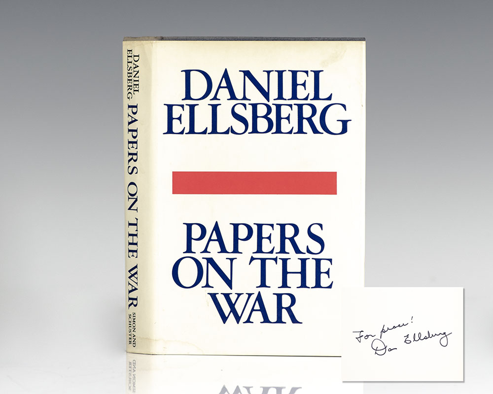 Papers on the War.
