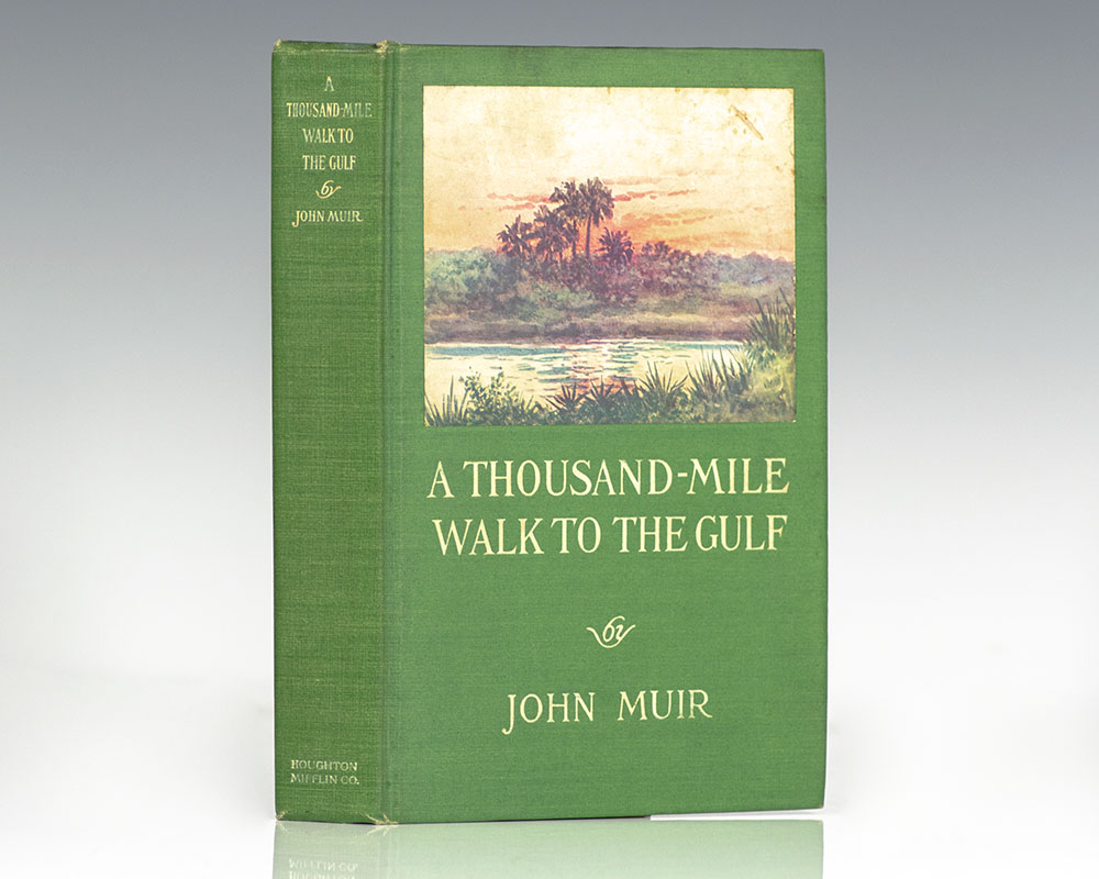 A Thousand-Mile Walk To the Gulf.