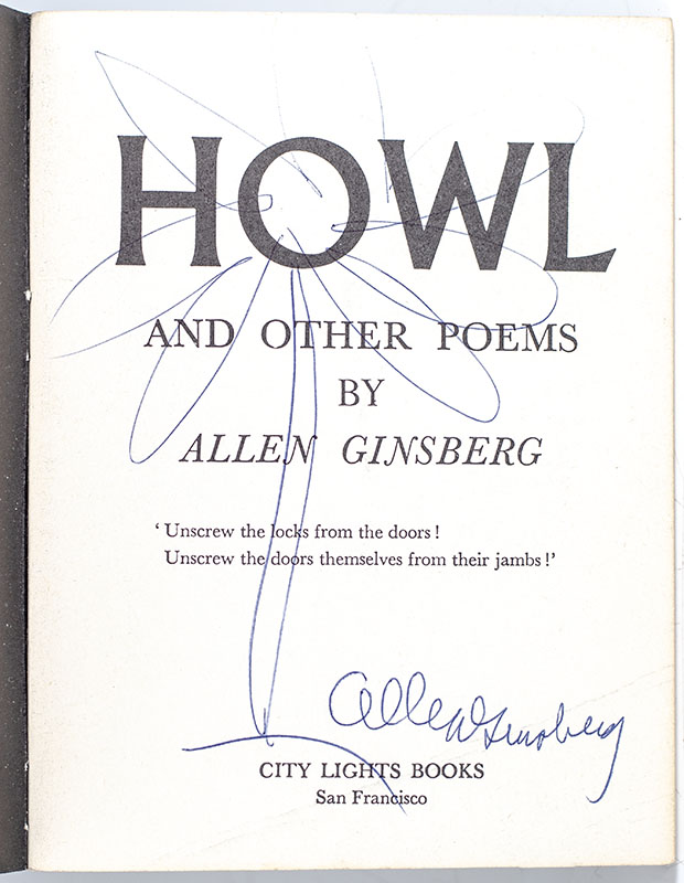 Howl and Other Poems.