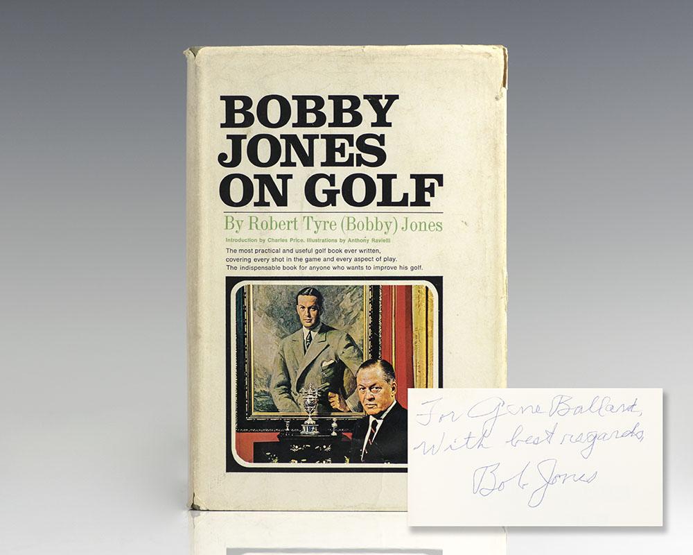 Bobby Jones on Golf.