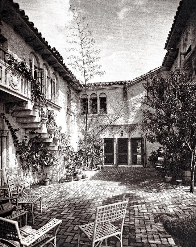 Florida Architecture of Addison Mizner.