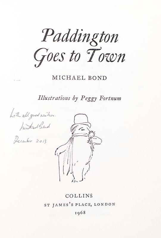Paddington Goes To Town.