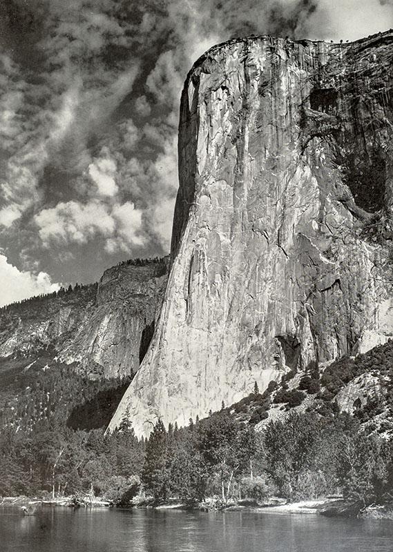 My Camera in Yosemite Valley.