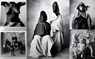Irving Penn Worlds in a Small Room 3