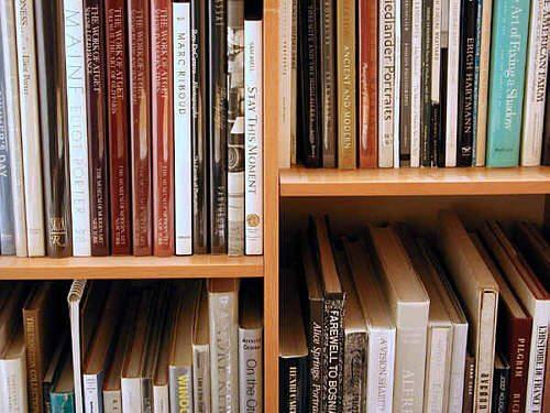 We're gonna need a bigger bookshelf