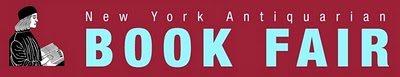New York Antiquarian Book Fair Logo