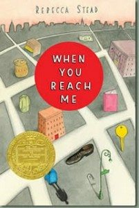 When You Reach Me, Winner of the 2010 Newbery