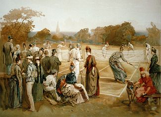 US Lawn Tennis, 1887