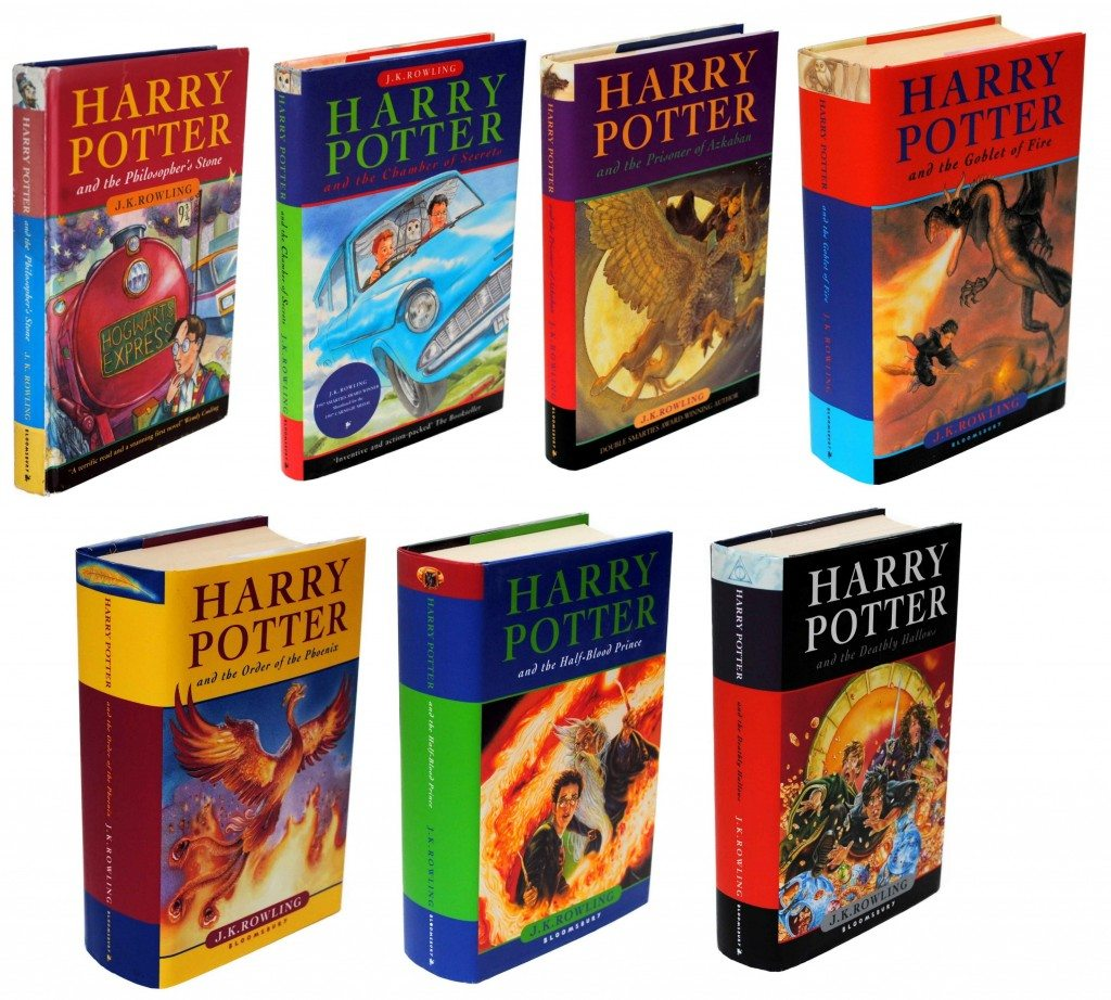 Collecting Harry Potter First Editions Raptis Rare Books