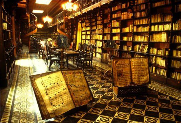 Lima San Francisco Library